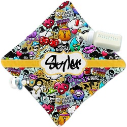 Graffiti Security Blanket (Personalized)