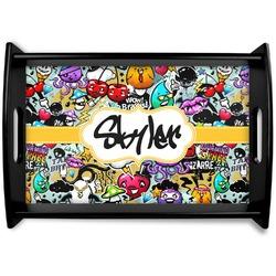 Graffiti Wooden Trays (Personalized)