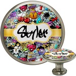 Graffiti Cabinet Knobs (Personalized)