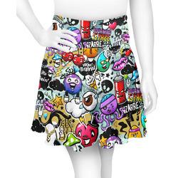 Graffiti Skater Skirt (Personalized)