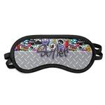 Graffiti Sleeping Eye Mask (Personalized)