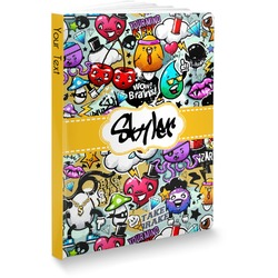 Graffiti Softbound Notebook (Personalized)