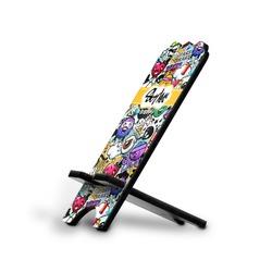 Graffiti Stylized Phone Stand (Personalized)