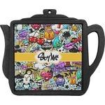 Graffiti Teapot Trivet (Personalized)