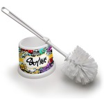 Graffiti Toilet Brush (Personalized)