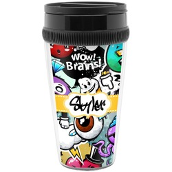 Graffiti Travel Mug (Personalized)