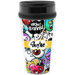 Graffiti Travel Mugs (Personalized)