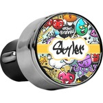 Graffiti USB Car Charger (Personalized)