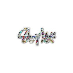 Graffiti Name/Text Decal - Custom Sized (Personalized)