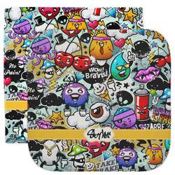 Graffiti Facecloth / Wash Cloth (Personalized)