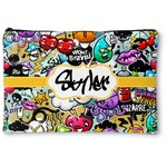 Graffiti Zipper Pouch (Personalized)