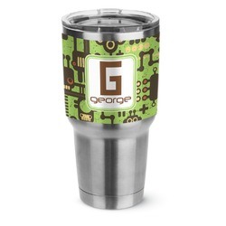Industrial Robot 1 Stainless Steel Tumbler - 30 oz (Personalized)