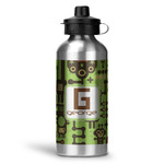 Industrial Robot 1 Water Bottle - Aluminum - 20 oz (Personalized)