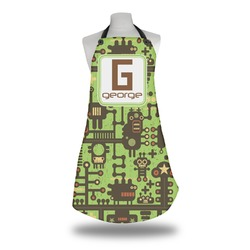 Industrial Robot 1 Apron (Personalized)