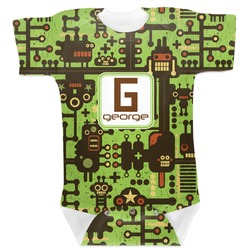 Industrial Robot 1 Baby Bodysuit (Personalized)