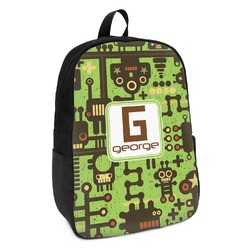 Industrial Robot 1 Kids Backpack (Personalized)