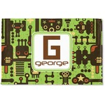 Industrial Robot 1 Woven Mat (Personalized)