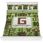 Industrial Robot 1 Comforters (Personalized)