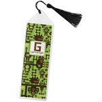Industrial Robot 1 Book Mark w/Tassel (Personalized)