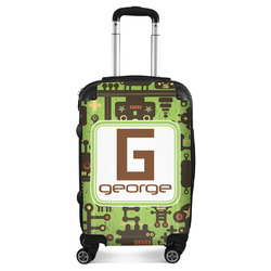 Industrial Robot 1 Suitcase (Personalized)