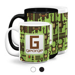 Industrial Robot 1 Coffee Mugs (Personalized)
