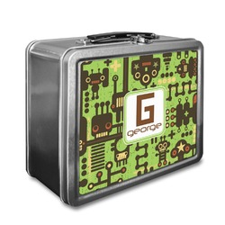 Industrial Robot 1 Lunch Box (Personalized)