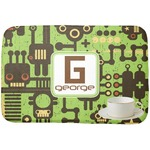 Industrial Robot 1 Dish Drying Mat (Personalized)