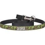 Industrial Robot 1 Dog Leash (Personalized)