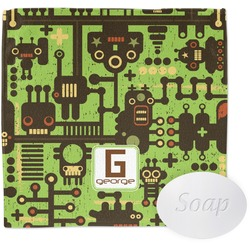 Industrial Robot 1 Wash Cloth (Personalized)