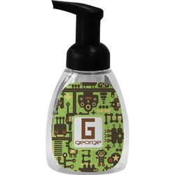 Industrial Robot 1 Foam Soap Bottle (Personalized)