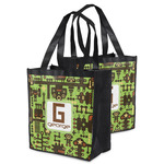 Industrial Robot 1 Grocery Bag (Personalized)