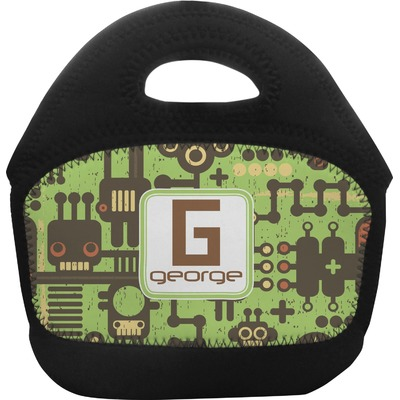 Industrial Robot 1 Toddler Lunch Tote (Personalized)