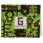 Industrial Robot 1 Kitchen Towel - Full Print (Personalized)