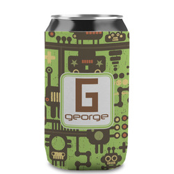 Industrial Robot 1 Can Sleeve (12 oz) (Personalized)
