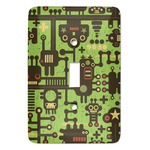 Industrial Robot 1 Light Switch Cover (Single Toggle) (Personalized)