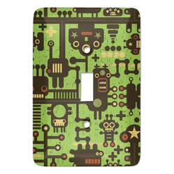 Industrial Robot 1 Light Switch Covers - Multiple Toggle Options Available (Personalized)