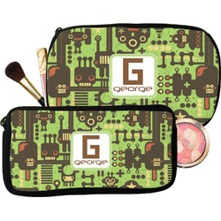 Industrial Robot 1 Makeup / Cosmetic Bag (Personalized)