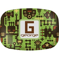 Industrial Robot 1 Melamine Platter (Personalized)