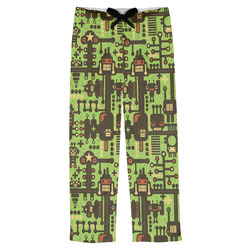Industrial Robot 1 Mens Pajama Pants (Personalized)