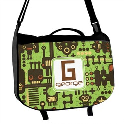 Industrial Robot 1 Messenger Bag (Personalized)