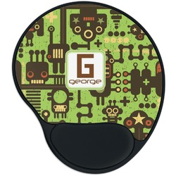 Industrial Robot 1 Mouse Pad with Wrist Support
