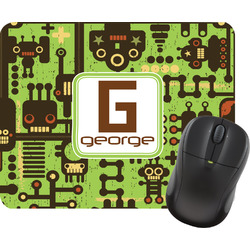 Industrial Robot 1 Mouse Pad (Personalized)
