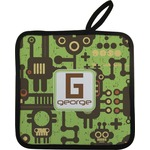 Industrial Robot 1 Pot Holder (Personalized)