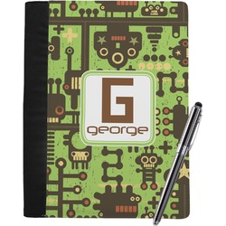 Industrial Robot 1 Notebook Padfolio (Personalized)
