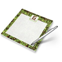 Industrial Robot 1 Notepad (Personalized)
