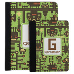 Industrial Robot 1 Padfolio Clipboard (Personalized)