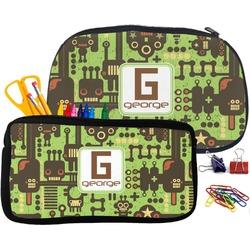 Industrial Robot 1 Pencil / School Supplies Bag (Personalized)
