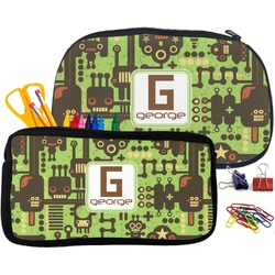 Industrial Robot 1 Pencil / School Supplies Bag (Personalized)