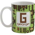 Industrial Robot 1 Coffee Mug (Personalized)