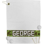 Industrial Robot 1 Golf Towel (Personalized)